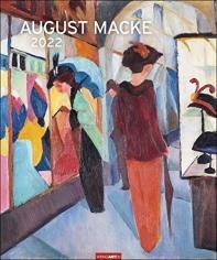 [해외]August Macke Edition Kalender 2022
