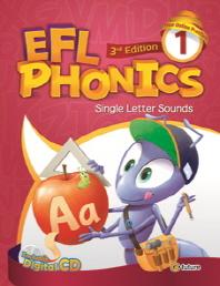 EFL Phonics. 1(3��)(CD2������)