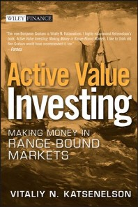[보유]Active Value Investing : Making Money in Range-Bound Markets