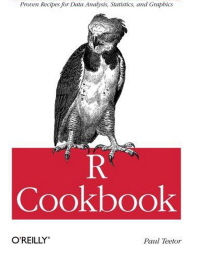 [해외]R Cookbook (Paperback)