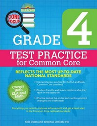 Test Practice for Common Core Grade. 4