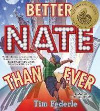 [해외]Better Nate Than Ever (Compact Disk)