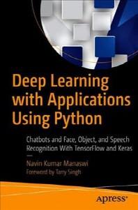 [해외]Deep Learning with Applications Using Python