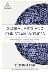 [해외]Global Arts and Christian Witness (Hardcover)