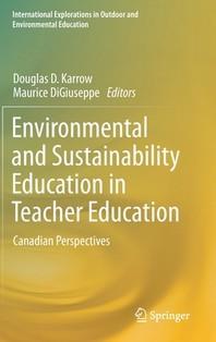 [해외]Environmental and Sustainability Education in Teacher Education
