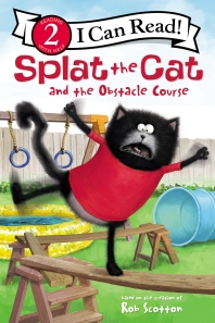 [해외]Splat the Cat and the Obstacle Course