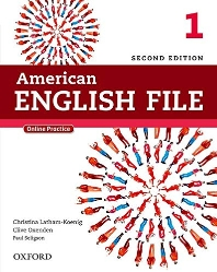 American English File 1 SB with Online Practice