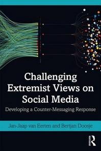 [해외]Challenging Extremist Views on Social Media (Paperback)