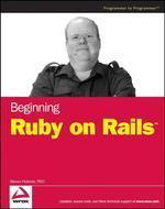 [해외]Beginning Ruby on Rails (Paperback)