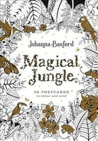 [해외]Magical Jungle 36 Postcards Colour Send