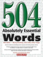 504 Absolutely Essential Words, 5/e