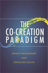 [해외]The Co-Creation Paradigm (Hardcover)