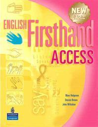 English Firsthand Access Workbook(New Gold Edition)