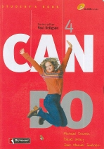 Can Do 4(Student's Book)(CD1장포함)