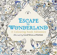 [해외]Escape to Wonderland: A Colouring Book Adventure