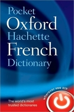 OXFORD POCKET HACHETTE FRENCH DICTIONARY #