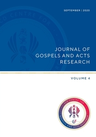 Journal of Gospels and Acts Research. Volume 4