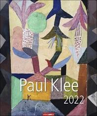 [해외]Paul Klee Kalender 2022