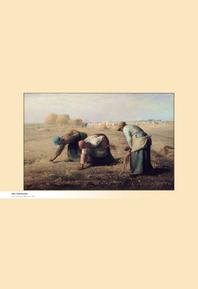 이삭 줍는 여인들 - 장 프랑수아 밀레(Jean Francois Millet) (e오디오북)