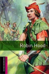 ROBIN HOOD(New Oxford Bookworms Libaray Starters)