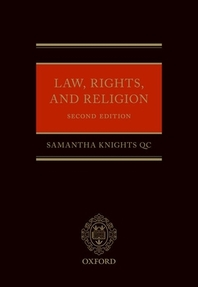 [해외]Law, Rights, and Religion