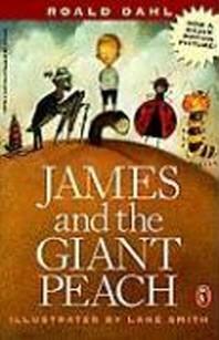 [해외]James and the Giant Peach (Prebound)