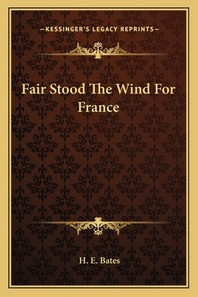[해외]Fair Stood the Wind for France (Paperback)