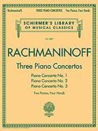 Three Piano Concertos, UnA/E