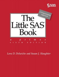 [해외]The Little SAS Book (Hardcover)