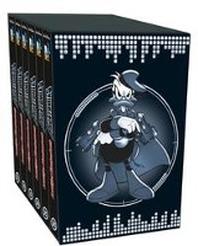 [해외]Lustiges Taschenbuch Ultimate Phantomias Box Band 31 - 36