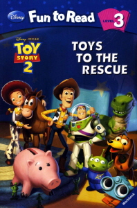 Toys to the Rescue(CD1장포함)(Disney Fun to Read Level 3-8)