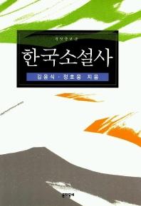 한국소설사