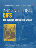 Implementing CIFS The Common Interent File System