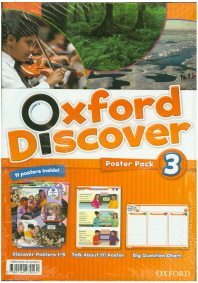 Oxford Discover. 3(Poster Pack)
