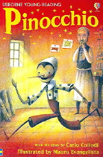 Pinocchio (USBORNE YOUNG READING: SERIES TWO)