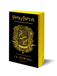 Harry Potter and the Chamber of Secrets Book 2 - Hufflepuff Edition (영국판)