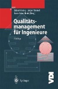 Qualitatsmanagement Fur Ingenieure