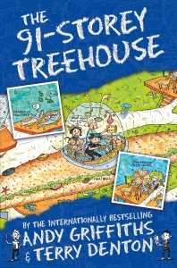 The 91-Storey Treehouse (91층 나무집)
