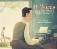 [해외]16 Words (Hardcover)