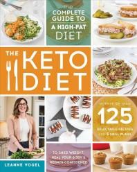 [해외]The Keto Diet (Paperback)