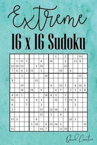 [해외]Extreme 16 x 16 Sudoku