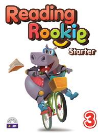 Reading Rookie Starter. 3(CD1장포함)