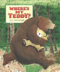 [해외]Where's My Teddy? (Hardcover)
