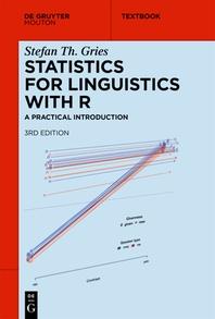 [해외]Statistics for Linguistics with R