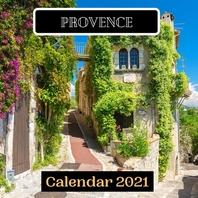 [해외]Provence Calendar 2021