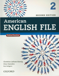 American English File. 2(SB)(Online Practice)