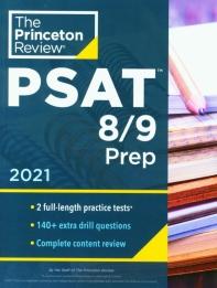 Princeton Review PSAT 8/9 Prep