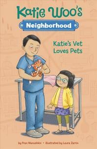 [해외]Katie's Vet Loves Pets (Hardcover)