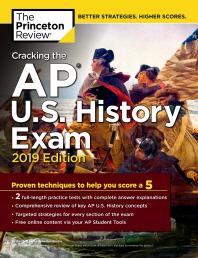 Cracking the AP U.S. History Exam(2019)