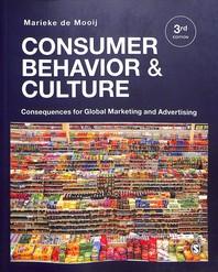 [해외]Consumer Behavior and Culture